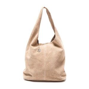 Skórzana torebka Roberta M 885 Fango