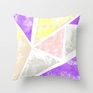Poszewka na poduszkę Triangle IV, 45x45 cm
