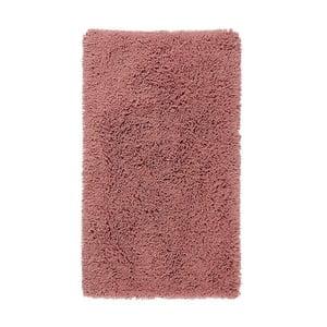 Ciemnoróżowy dywanik łazienkowy Aquanova Mezzo, 60x100cm