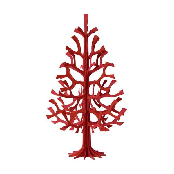 Składana dekoracja Lovi Spruce Bright Red, 30 cm