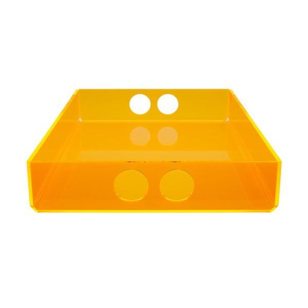 Taca Tray Orange, 30x41 cm