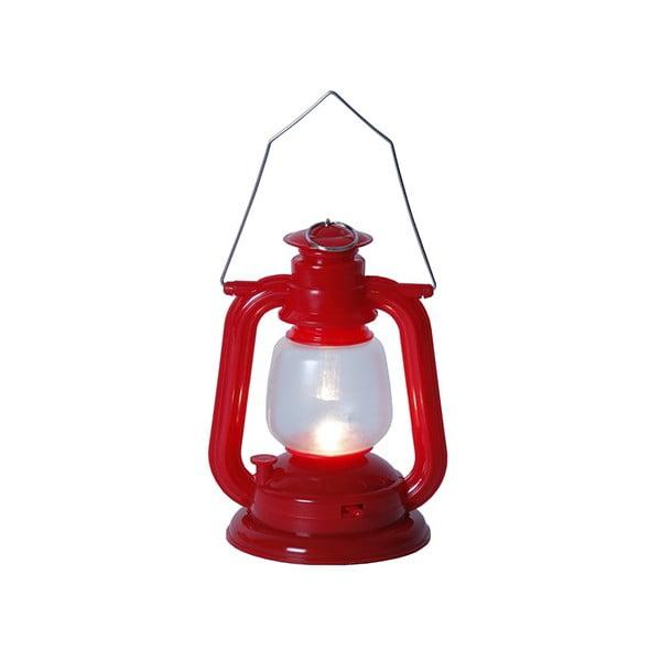 Czerwony lampion LED Best Season Sailor