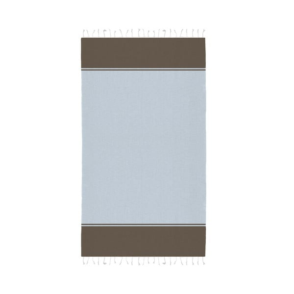 Zestaw 2 ręczników hammam HF Living SunKomplet