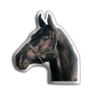 Poduszeczka Czarny koń