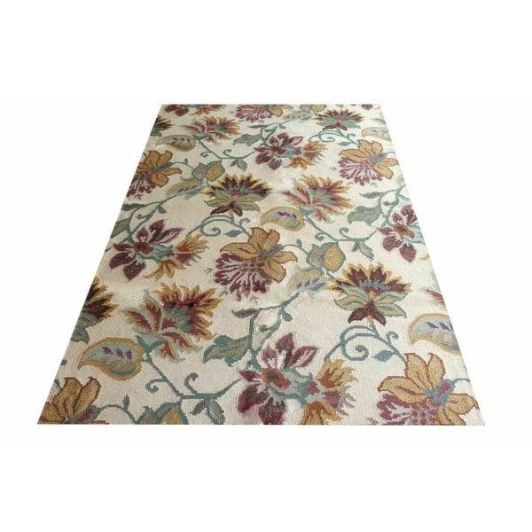 Ręcznie tkany dywan Kilim Flowers 158, 160x230 cm
