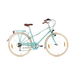 Damski rower City Bike Marseille Blue, 28""