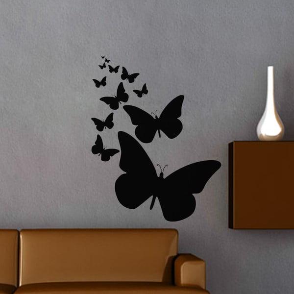 Naklejka Cloud of Butterflies