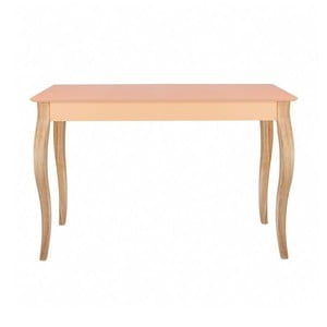 Konsolka Dressing Table 105 cm, łososiowy
