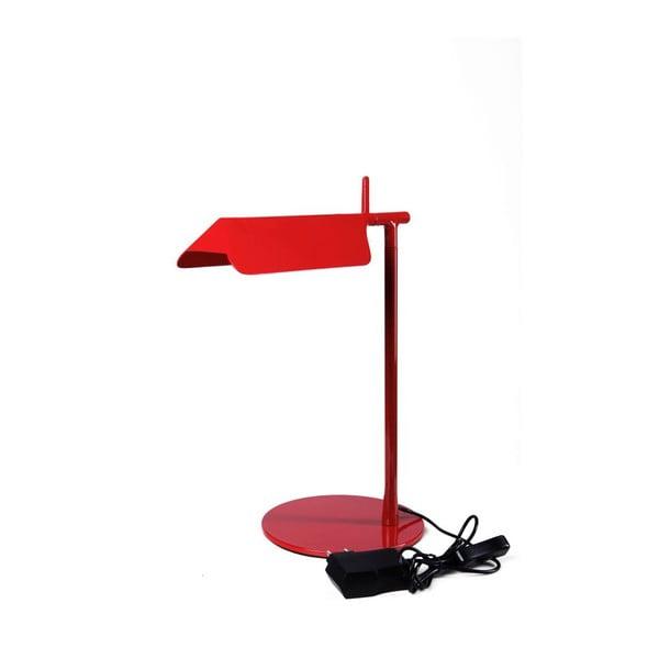 Lampa stołowa Wing, czerwona
