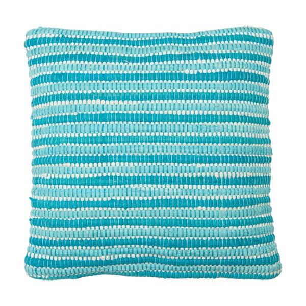 Poduszka Cotton Aqua, 45x45 cm