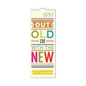 Kalendarz podłużny Portico Designs Say So