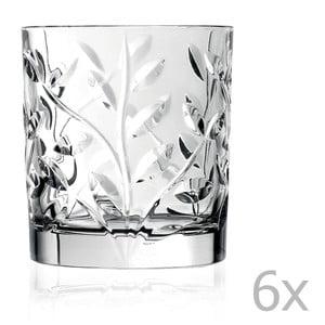 Zestaw 6 szklanek RCR Cristalleria Italiana Kaya