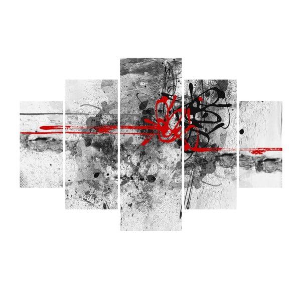 Wieloczęściowy obraz Luca, 92x56 cm