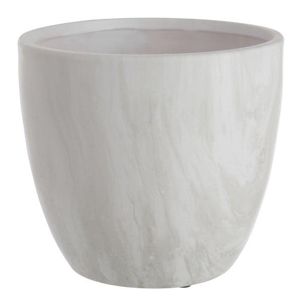 Doniczka Marble Terracotta, 22x20 cm