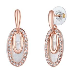 Kolczyki z kryształami Swarovski Lilly & Chloe Helaine