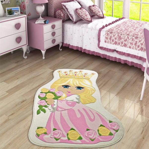Dywan dziecięcy Princess, 100x160 cm