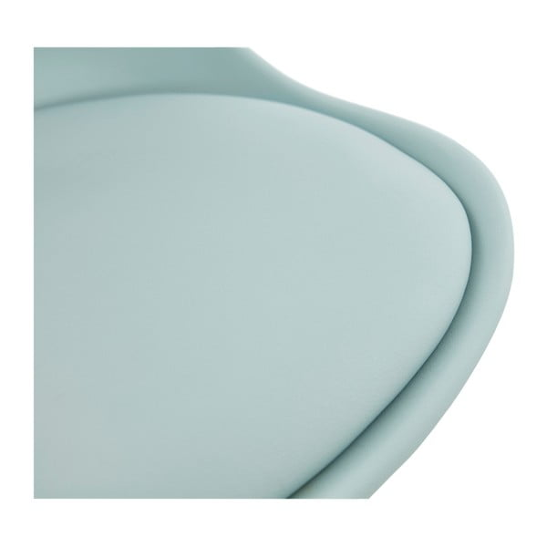 Jasnoniebieske krzesło Kokoon Tolik