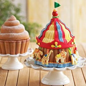 Forma do wypieku dziecięcego tortu