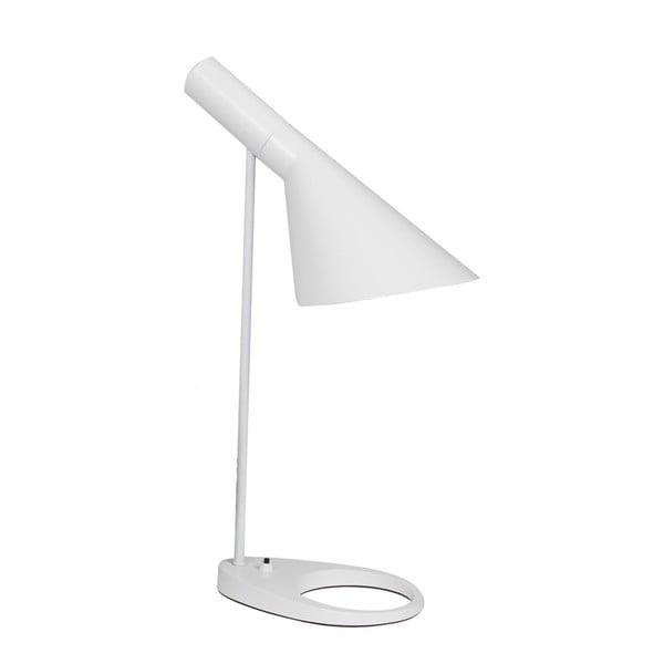Lampa stołowa Jacobsen White