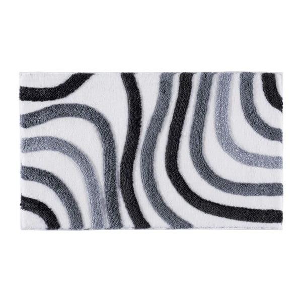 Dywanik łazienkowy Sardes Grey, 60x100 cm