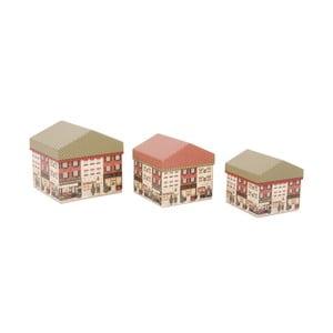 Zestaw 3 pudełek Three Houses