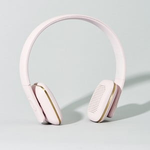 Słuchawki bezprzewodowe aHead Pink