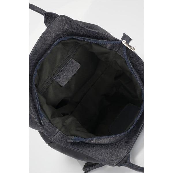 Skórzana torebka Markese 5021 Blue