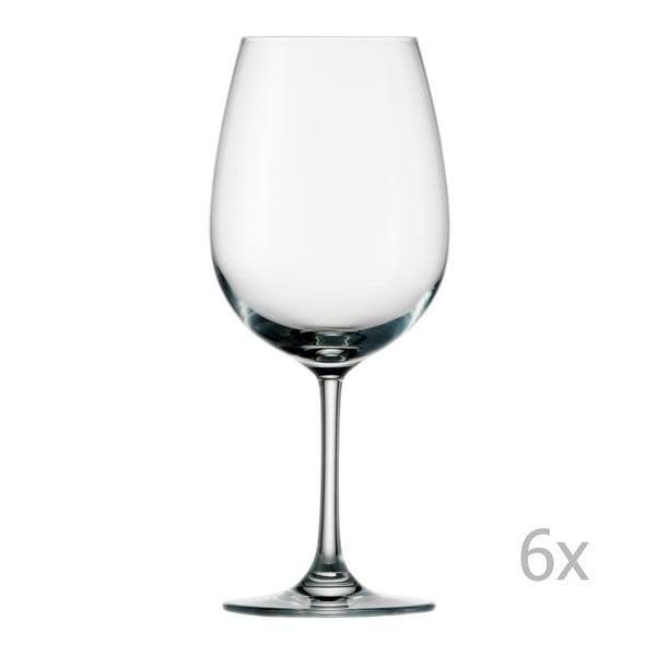 Zestaw 6 kieliszków Stölzle Lausitz Weinland Bordeaux, 540 ml
