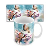 Kubek ceramiczny Wraptious The Look Of Love Cat