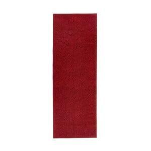 Czerwony chodnik Hanse Home Pure, 80x150cm