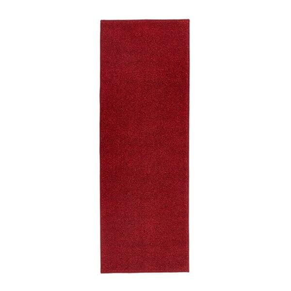Czerwony chodnik Hanse Home Pure, 80x200cm