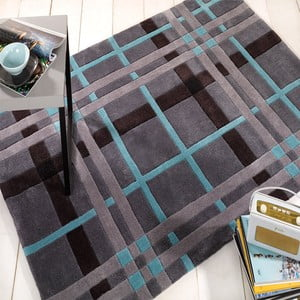 Dywan Weave Grey Blue, 120x170 cm