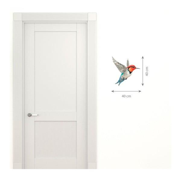 Naklejka Ambiance Origami Colibri