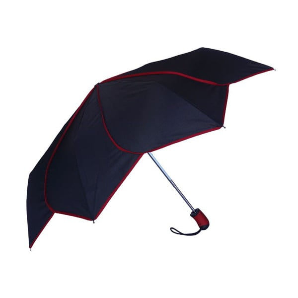 Parasol Piere Cardin Noir, 95 cm