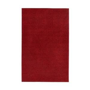 Czerwony dywan Hanse Home Pure, 140x200cm