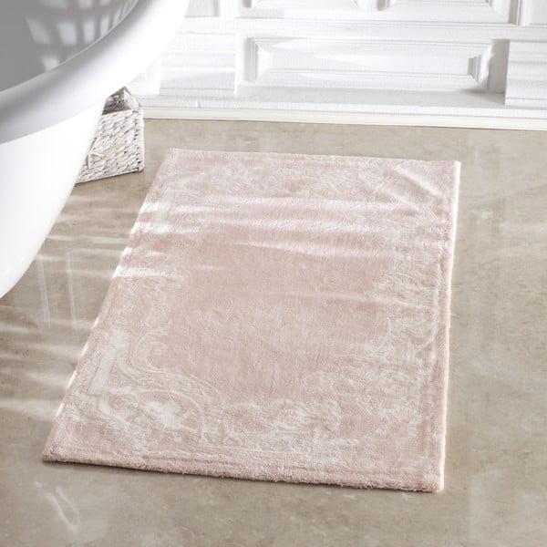 Dywanik łazienkowy Lucy Powder, 40x60 cm