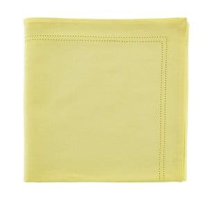 Obrus Ajour 150x250 cm, żółty