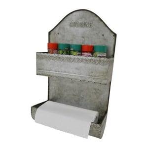 Półka z uchwytem na ręczniki papierowe Antic Line Cuisine