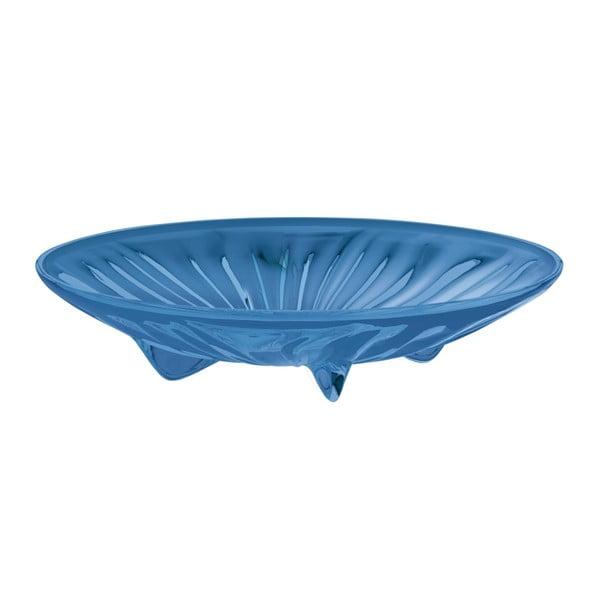 Ciemnoniebieski talerzyk Fratelli Guzzini Aqua