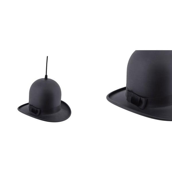 Czarna lampa wisząca Woman Hat