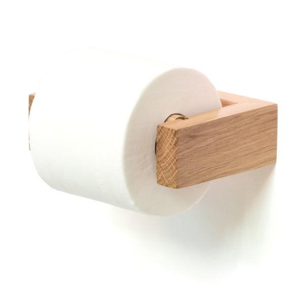 Naścienny uchwyt na papier toaletowy Wireworks Mezza