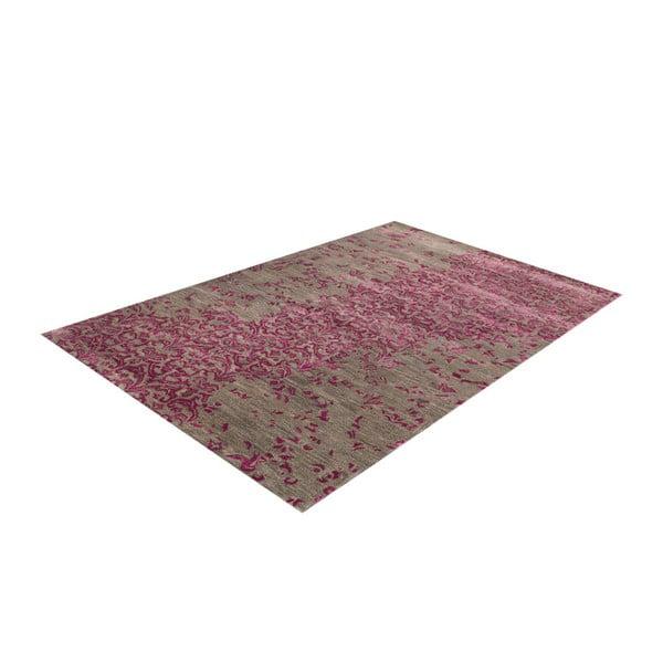 Fioletowy dywan tuftowany ręcznie New Jersey Lilac, 122x183cm