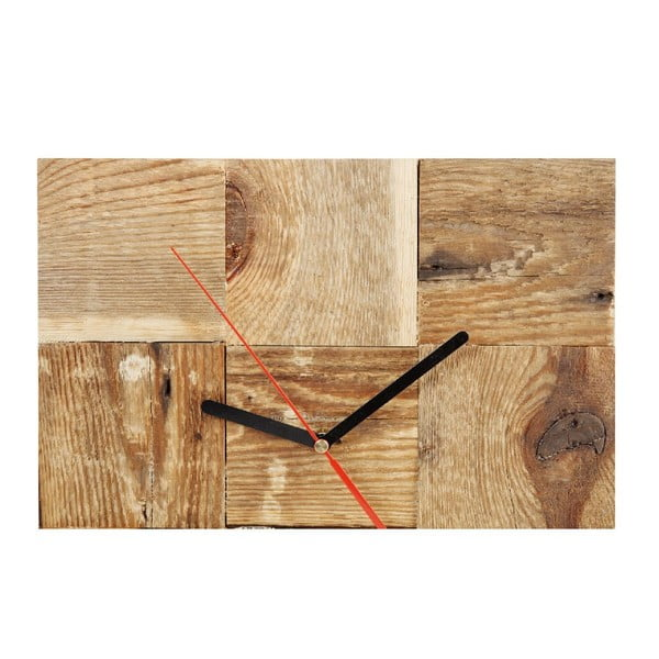 Zegar ścienny Natural Plain