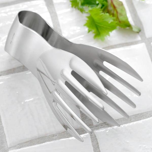 Szczypce do sałatek Steel Function Hand