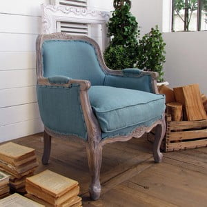 Fotel Victora Turquoise