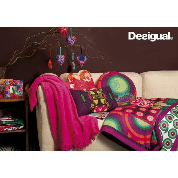 Poduszka DESIGUAL Free Kaleidoscope, 40 cm