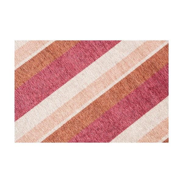 Wytrzymały dywan kuchenny Webtapetti Stripes Multi, 80x130 cm
