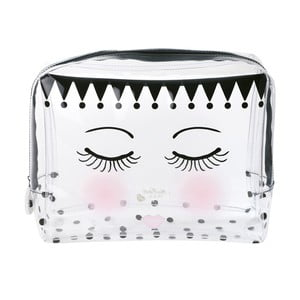 Kosmetyczka Miss Étoile Eyes And Dots, 24x9 cm