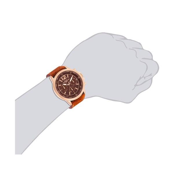 Zegarek męski Spike Orange