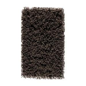Ciemnobrązowy dywanik łazienkowy Aquanova Amarillo Bath, 60x100 cm